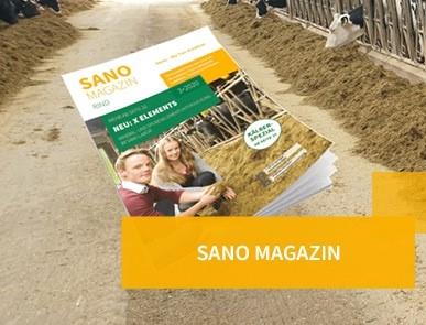 Zum Sano Magazin