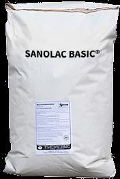 Sanolac Basic® Sackbild - Basis-Kälbermilch mit 50 % Magermilchpulver | Sano