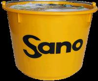 Leckeimer für Rinder - Sano