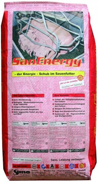 San Energy® Produktbild - Hochverdauliche Energie für das Sauenfutter | Sano