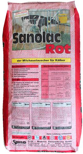 Sanolac Rot®